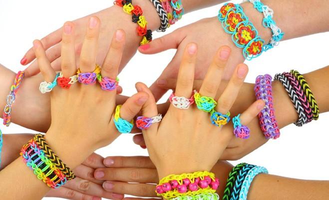 Bracelet-rainbow-loom