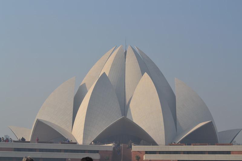 Delhi-Lotus-Temple