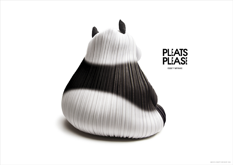 pleats-please-panda