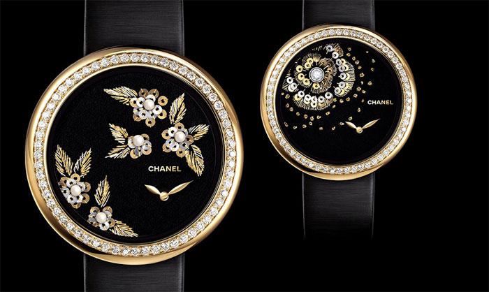Collection Mademoiselle Privé Camélia de Chanel