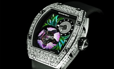 Tourbillon Richard Mille Magnolia