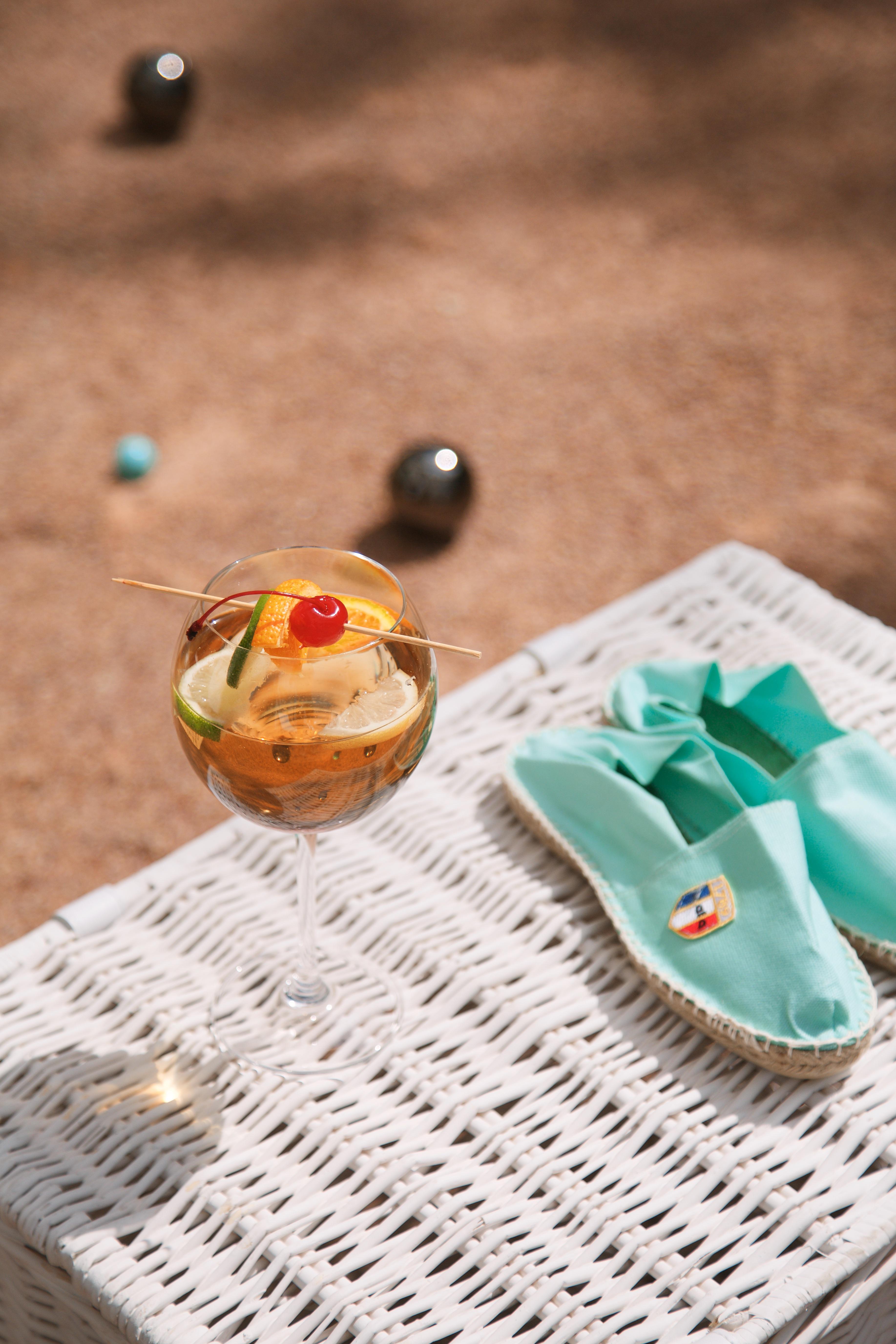 Le Meridien Summer Soirées HD Les Initiés (6) Cocktail Espadrille