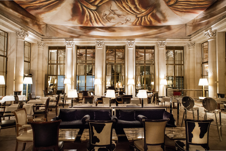Restaurant Le Dali Salle © Pierre Monetta