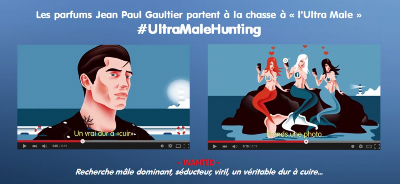 ultra male concours