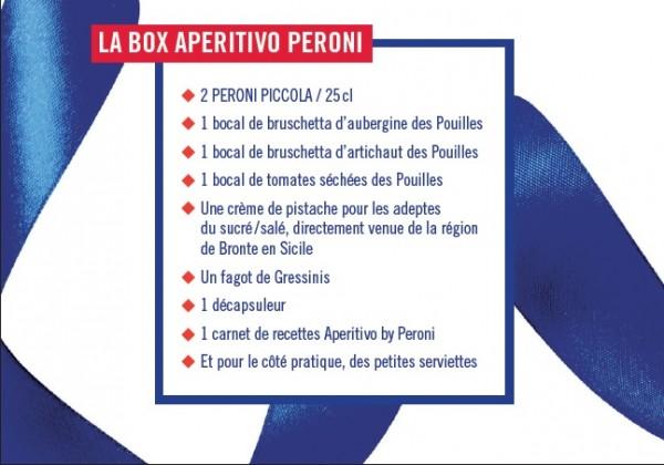 contenu box