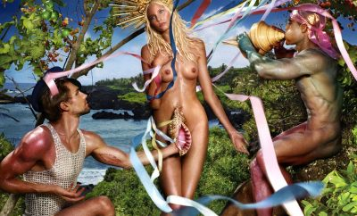 guerlain-quel-est-votre-genre-ideal-david-lachapelle-Rebirth-of-Venus
