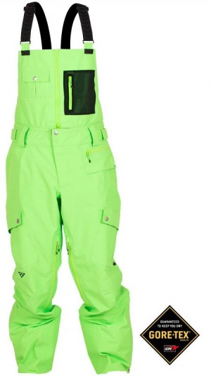 Black Crows_pantalon vert fluo