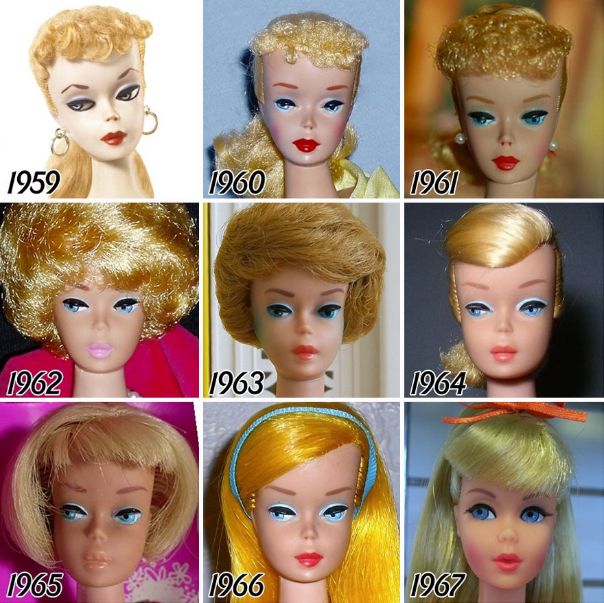 barbie-evolution-1959-2015