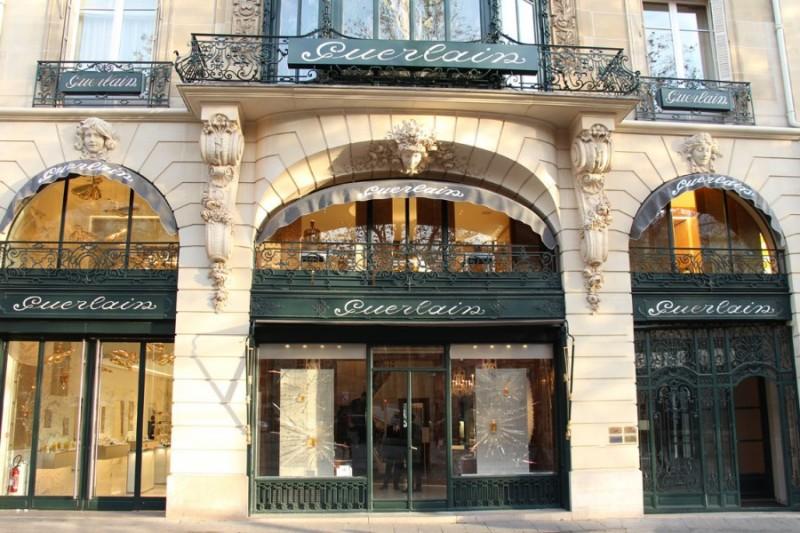 guerlain-68 Champs-Elysées