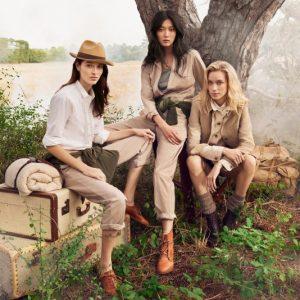 ines-fressange-collection-uniqlo-voyage-pe-2016-chemise-pantalon-manteau-chapeau
