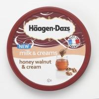 Honey Walnut & Cream - Couvercle