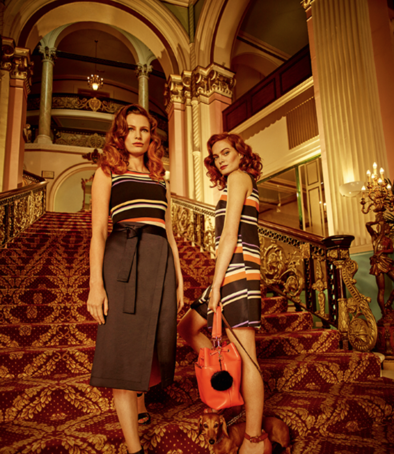 Ted Baker rayures 2