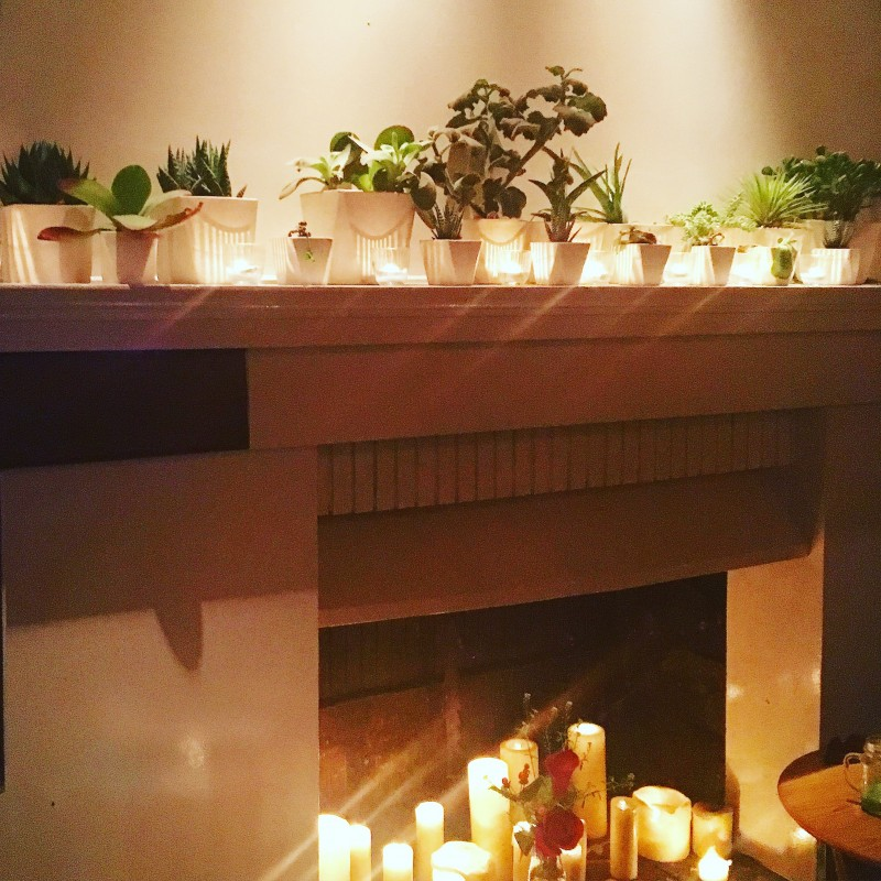 brasserie auteuil cheminée