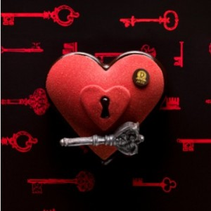 dalloyau saint valentin clé des coeurs