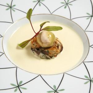 i love paris Bouillon de moules de Bouchot au pistil de safran