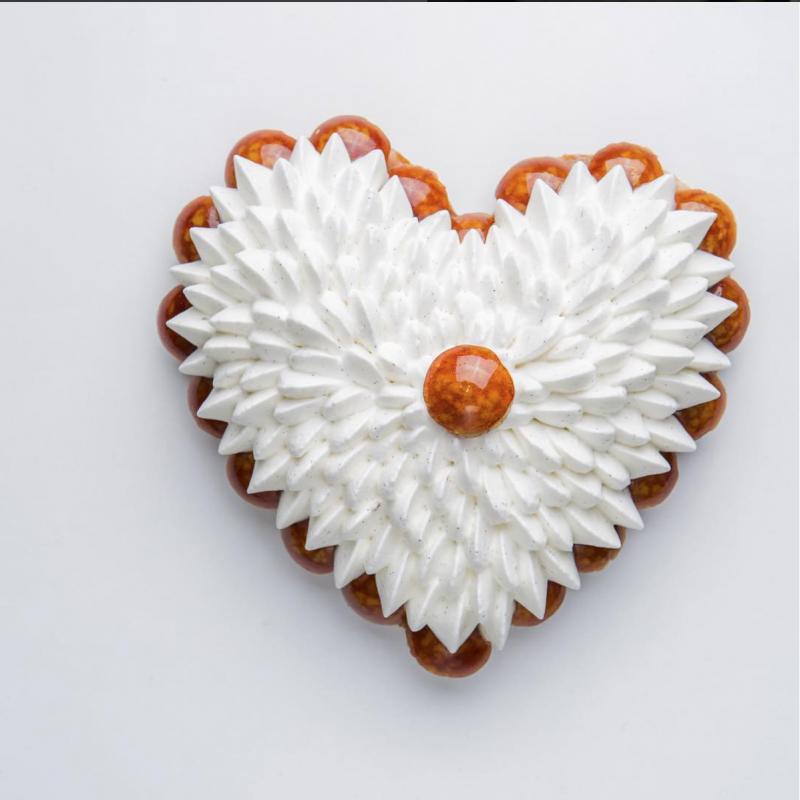 meurice saint valentin saint honoré coeur