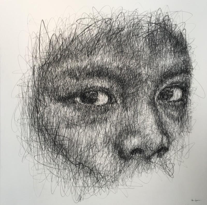 Hom Nguyen, Sans repères, 2016, A2Z Art Gallery