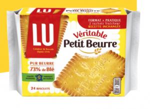 LU véritable petit beurre