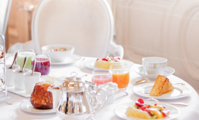 Meurice brunch