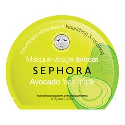 SEPHORA masque visage avocat