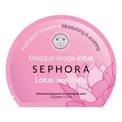 SEPHORA masque visage lotus