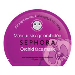 SEPHORA masque visage orchidée