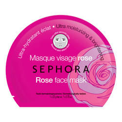 SEPHORA masque visage rose