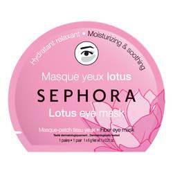 SEPHORA masque yeux lotus