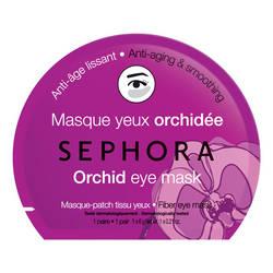SEPHORA masque yeux orchidée