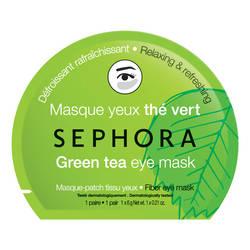 SEPHORA masque yeux thé vert