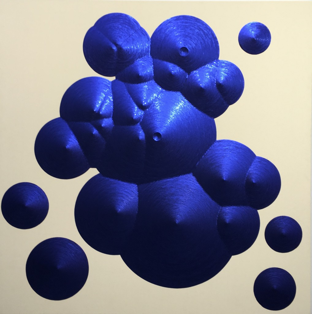 Sang-Kyoon Noh, Constellation Bubbles, Gallery Simon
