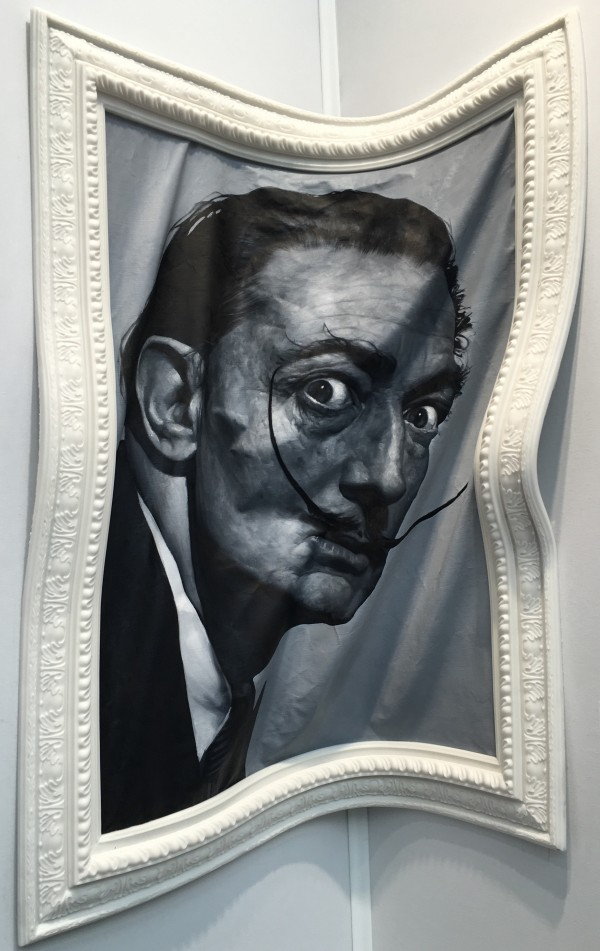 Shen Shaomin, Standard portrait Dali, 2016, ON Gallery