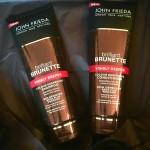 brunette brun plus profond