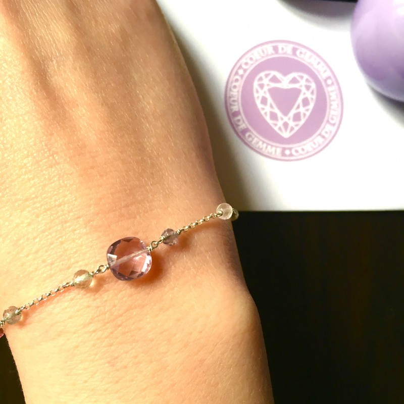 coeur de gemme mon bracelet zoom