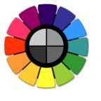 colorimétrie harmonie bicolore