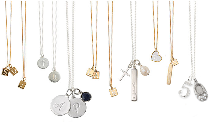 stella&dot charms-on-necklaces