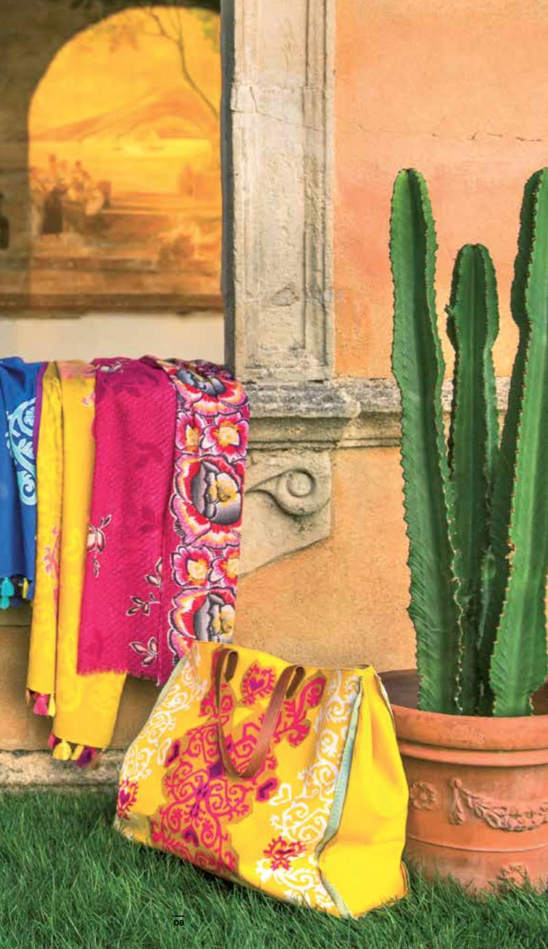Inspiration Mexique Fragonard Mode plage