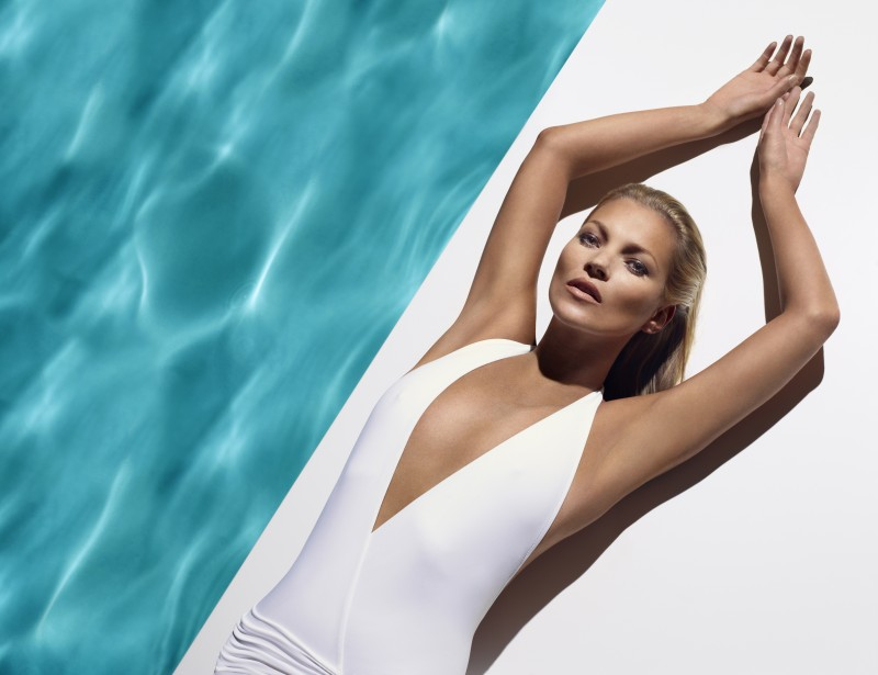Kate Moss for St.Tropez 2