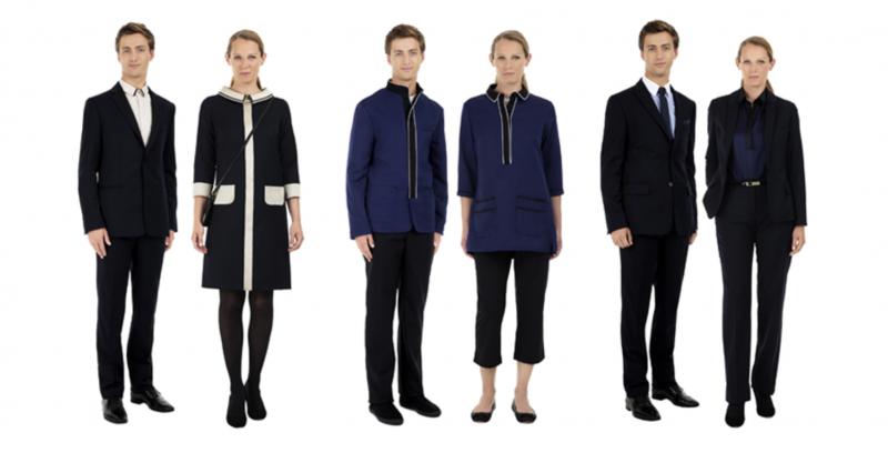 uniformes Pullman Martine Sitbon
