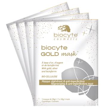 biocyte-gold-mask-lot-de-4-masques