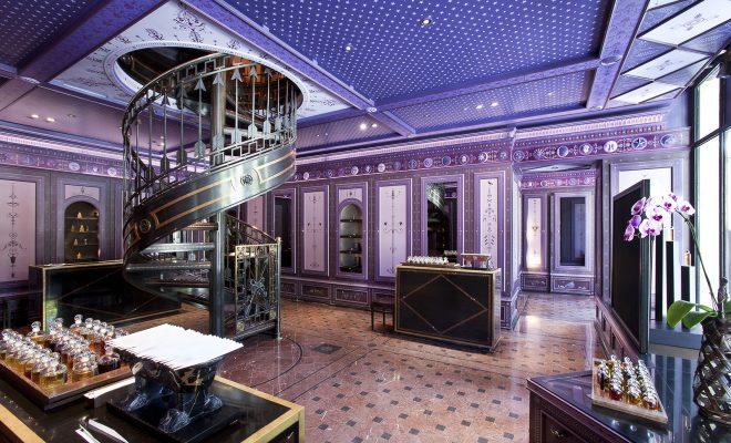 Magnifique boutique serge lutens au palais royal oh my luxe - Salon de the palais royal ...
