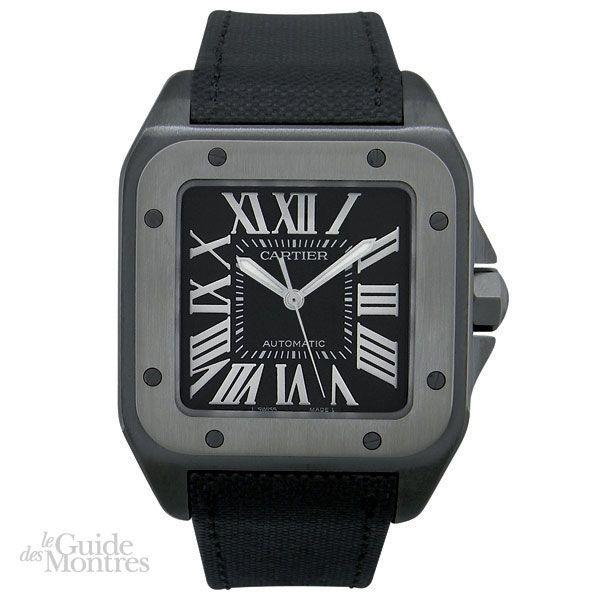 cartier-montre-santos-100-carbone-grand-modele