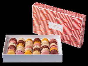 maison-du-chocolat-macarons-coffret-orange-magnetique