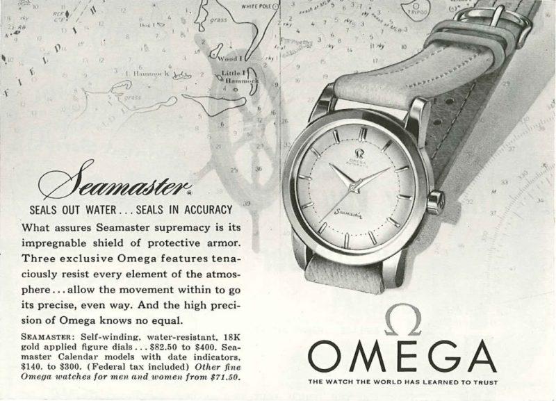 la-seamaster-lhonneur-dans-lodyssee-Omega-1955