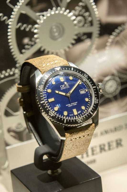 Oris-Divers-Sixty-Five-laureate-bucherer-watch-award-2016