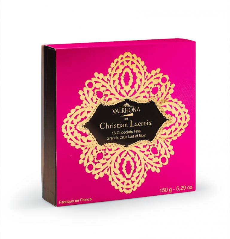 ecrins-raffines-valrhona-christian-lacroix-chocolats-lait-noir-rose