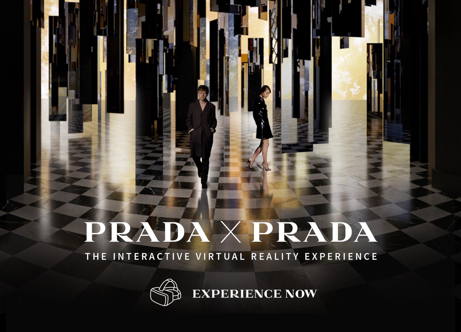 Prada realite virtuelle