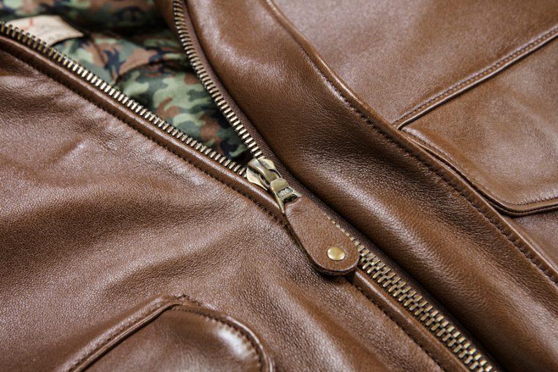 chapal-reinvente-design-blouson-usaaf-cuir