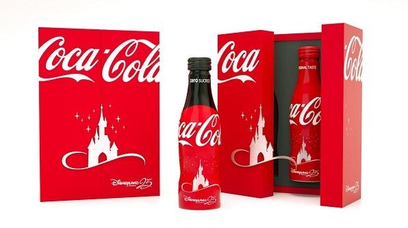 Depuis 25 ans, Disneyland Paris et Coca-Cola partagent la même magie.