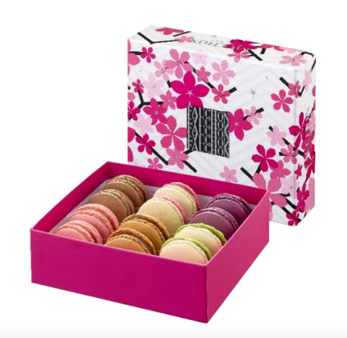 cherry-cherie-collec-printaniere-fauchon-macarons